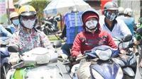 Hà Nội nắng nóng ngày cuối tuần, Nam Bộ đề phòng mưa dông