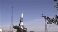 VIDEO: Đại gia đầu tiên chi 20 triệu USD du lịch trên vũ trụ