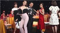 Xem tập 2 'Quý ông đại chiến': Hoa hậu Kỳ Duyên làm 'chị Nguyệt', 'thả thính' trai đẹp công khai