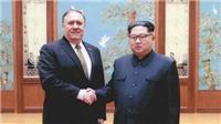 Cuộc gặp giữa tân Ngoại trưởng Mỹ và lãnh đạo Triều Tiên diễn ra 'rất tuyệt vời'