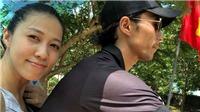 Vợ Phạm Anh Khoa khoe ảnh gia đình hạnh phúc giữa 'bão' gạ tình