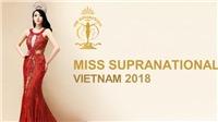 Siêu mẫu Minh Tú xác nhận làm giám khảo Hoa hậu Siêu quốc gia Việt Nam 2018