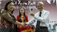 Vĩnh biệt GS Phan Huy Lê: 'Trái tim lớn' của Thăng Long – Hà Nội đã ngừng đập