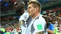 Thơ World Cup: Tuyển Đức, 'Đường chúng ta đi' rõ ràng đang rộng mở