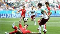 Thơ World Cup: 'Hạt đậu nhỏ' nhấn chìm sâm Hàn Quốc