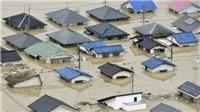 Nhật Bản: Gần 90 người chết và mất tích trong đợt mưa lớn kỷ lục