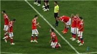 Nhật ký WORLD CUP bằng thơ: 'Phúc bất trùng lai', Moskva thôi lần này lỡ hẹn