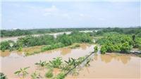 Mực nước sông Hồng tại Hà Nội lên nhanh, miền Bắc cảnh báo lũ quét, ngập úng