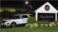 Phát hiện thi thể chết bí hiểm gần sân golf của Tổng thống Mỹ Trump