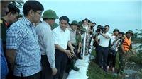 Hà Nội lên phương án di dời 14.000 hộ dân vùng lụt Chương Mỹ