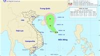Ngày 10/8, vùng áp thấp khả năng mạnh lên thành áp thấp nhiệt đới