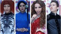 Xem tập 12 'Gương mặt thân quen': 6 thí sinh 'tung hết chiêu' để được vào top 4