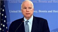 Mỹ: Thượng nghị sĩ John McCain qua đời ở tuổi 81 vì ung thư não