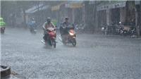 Bắc Bộ, Tây Nguyên và Nam Bộ có mưa to và dông, đề phòng tố, lốc, gió giật mạnh