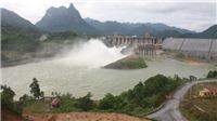 Thuỷ điện Tuyên Quang xả nước để bảo đảm an toàn cho hồ Thuỷ điện