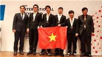 4 thí sinh Việt Nam dự thi Olympic Tin học quốc tế lần thứ 30 đều giành Huy chương
