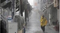 Bão Trami gây nhiều thiệt hại cho Nhật Bản - Trung Quốc yêu cầu hơn 2.000 người sơ tán
