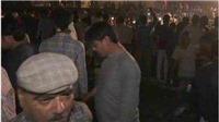 Tàu hỏa lao vào đám đông đứng trên đường ray, ít nhất 50 người đã chết