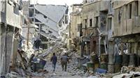 Quân đội Syria đánh bật toàn bộ các tay súng IS khỏi miền Nam