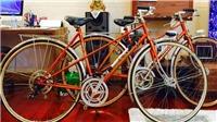 Trao kỷ lục Quốc gia cho bộ sưu tập 100 chiếc xe đạp 100 tuổi