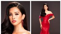Lộ diện trang phục dạ hội của Hoa hậu Tiểu Vy tại Miss World 2018