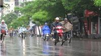 Dự báo thời tiết: Bắc Bộ lạnh về đêm và sáng, Nam Bộ đêm có mưa dông