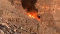 Rơi máy bay trực thăng cứu hộ ở UAE, toàn bộ phi hành đoàn thiệt mạng