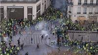 Pháp: Đụng độ giữa người biểu tình 'Áo vàng' và cảnh sát tại trung tâm Paris