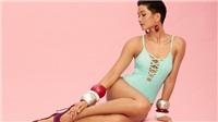 H'Hen Niê khoe vóc dáng gợi cảm trong bộ ảnh bikini