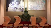 Trưng bày200 hình ảnh, tài liệu, hiện vật về Tướng lĩnh Quân đội Nhân dân Việt Nam