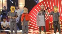 Xem 'Gala 2 Thách thức danh hài': 5 chú tiểu nhóm Bồng Lai sẽ 'rinh'150 triệu đồng?