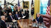 Mỹ triển khai quyết định tạm đình chỉ tăng thuế đối với Trung Quốc