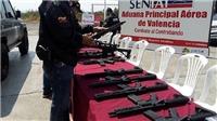 Venezuela thu giữ lô vũ khí có nguồn gốc từ Mỹ