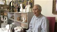 Nhà điêu khắc Lê Công Thành, tác giả tượng đài 'Mẹ Âu Cơ',qua đời ở tuổi 87