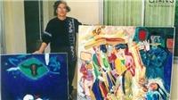 'Thăng hoa' cùng họa sĩ Trần Chắt