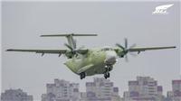 Nga: Máy bay vận tải quân sự Il-112V lần đầu cất cánh