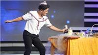 VIDEO: Trường Giang làm ảo thuật, Hari Won phán 'anh làm hỏng chương trình rồi'