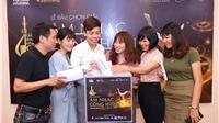 Gần 100 phóng viên 2 miền Nam - Bắc bỏ phiếu bầu chọn Giải Âm nhạc Cống hiến lần 14-2019