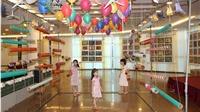 Nhiều hoạt động hấp dẫn cho trẻ em trong Ngày hội Thế giới tuổi thơ 2019