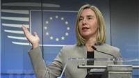 Giới chức EU, Iran họp bàn tháo gỡ căng thẳng hạt nhân