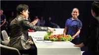 'Bà Tân Vlog' mời Trấn Thành thử đồ ăn siêu cay khổng lồ trên truyền hình