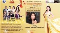 'Tôn vinh Nữ hoàng thương hiệu Việt Nam 2019' không thuộc thẩm quyền quản lý của ngành văn hóa