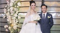 Đám cưới Cường Đôla - Đàm Thu Trang có gì đặc biệt?