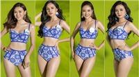 34 người đẹp Miss World Việt Nam nóng bỏng với bikini
