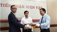 Bảo tàng Hồ Chí Minh tiếp nhận kỷ vật của Bác Hồ tặng 'Vua Mèo'
