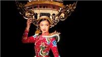 Chiêm ngưỡng bộ quốc phục của Á hậuKiều Loan tại Hoa hậu Hòa bình Quốc tế 2019