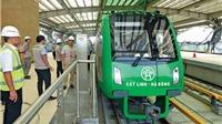VIDEO: Hàng trăm nhân viên và lái tàu bỏ việc vì dự án đường sắt Cát Linh - Hà Đông chậm tiến độ