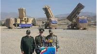 Iran tuyên bố sản xuất hệ thống phòng không laser