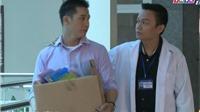 Không lối thoát: Tìm cách đuổi việc bác sĩ Trung, Minh khiến cầu thủ trẻ mất chân, nhảy lầu tự sát