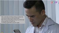 Không lối thoát: Tuyết phục hồi sau tai nạn, nhắn tin 'tống tiền' Minh để đi chữa mặt